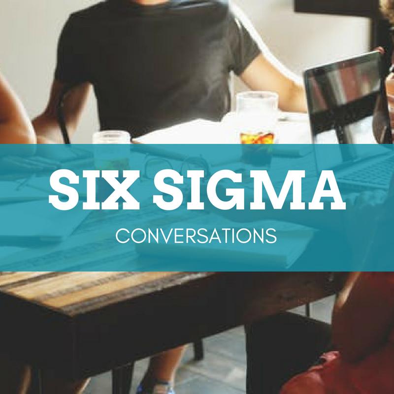 Six sigma convo